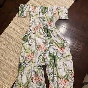 Revamped Jumpsuit Ankle Cropped